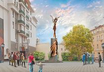 Для проекта памятника балерине может быть взят за основу ее образ Кармен