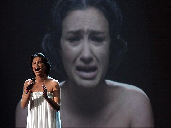 Украинская певица снова заявила, что российским представителям не место на «Евровидении» в Киеве