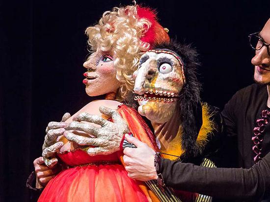 Кукольный философ из Польши исповедует не театр-шоу, но театр-общение