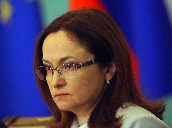 Главной проблемой рубля Набиуллина назвала укрепление его курса