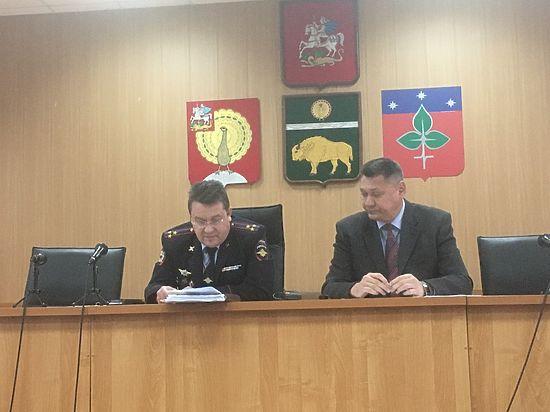 Общественный совет при полиции начал свою работу