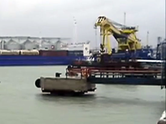 Искать пропавшую в Крыму команду плавкрана будут глубоководные роботы