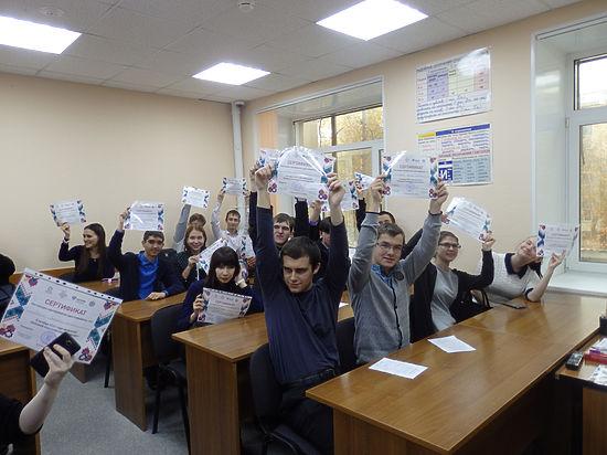 Югорчане приняли участие во Всероссийском этнодиктанте