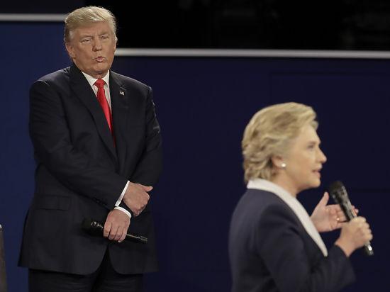 Помочь Дональду может только крупный видеокомпромат на Хиллари