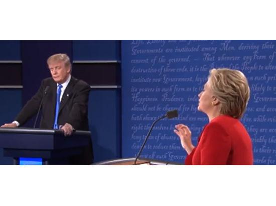 У кандидатов в президенты США нет ответов на тяжелые вопросы