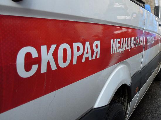 Молодая женщина попала в больницу с ножевым ранением