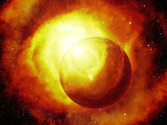 К такому выводу пришли астрофизики