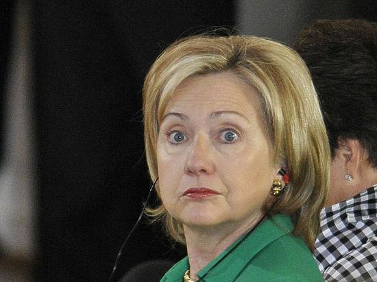 WikiLeaks рассказал о тайных симпатиях Хиллари Клинтон к Владимиру Путину