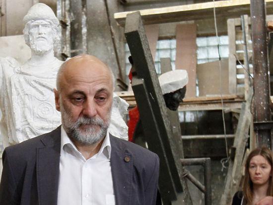 Автор памятника князю Владимиру рассказал о его установке на Боровицкой площади