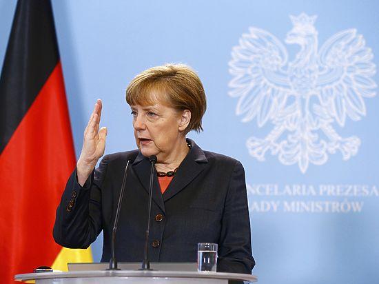 Меркель обсудила с Порошенко новую встречу