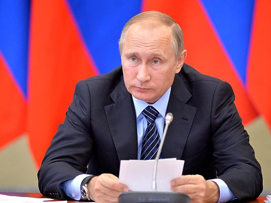 Путин подписал закон о российской военной базе в Сирии