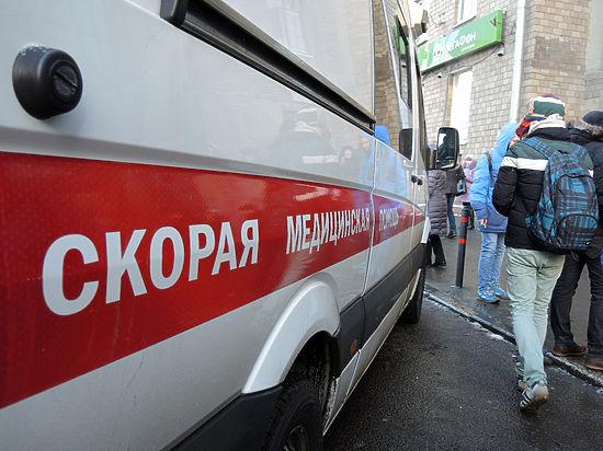 Госпитализированы 27 пассажиров