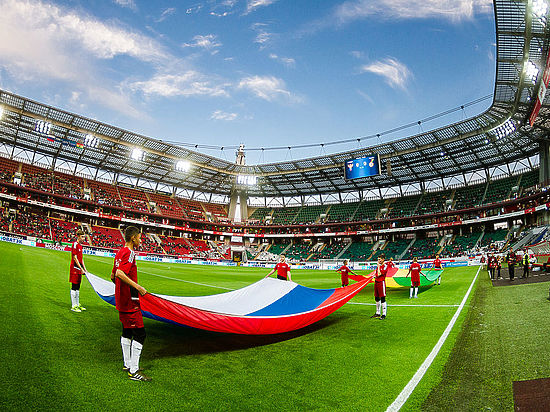 Сборная Бразилии по футболу готова сыграть с Россией сильнейшим составом