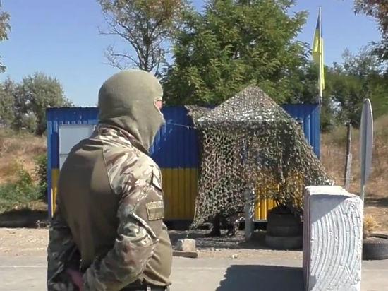 Украинские силовики атаковали позиции ополченцев на юге ДНР