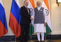 Россия и Индия согласовали поставки С-400, строительство фрегата и вертолетов