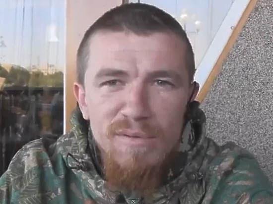 Известный ополченец был убит во время теракта