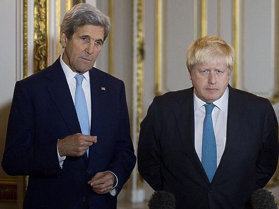 А глава МИД Британии добавил, что не даст Асаду и России победить в Сирии