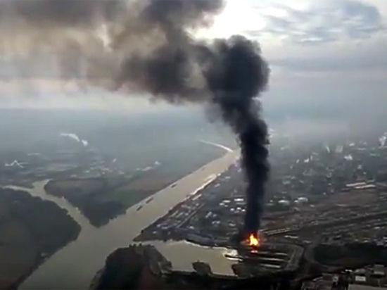 Один человек погиб из-за взрыва на химическом заводе в Германии