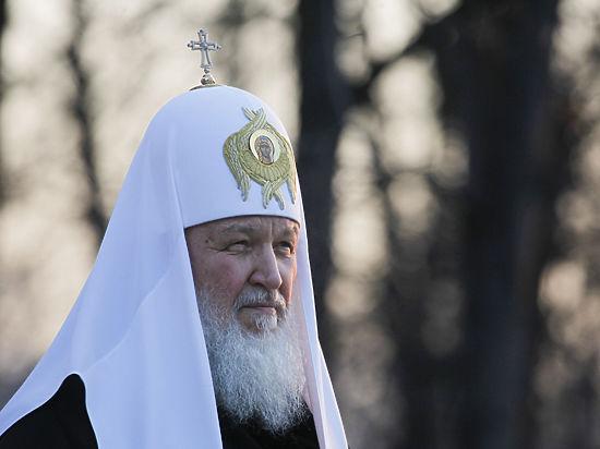 Патриарх Кирилл находится с четырехдневным визитом в Лондоне