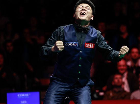 Лян Вэньбо стал победителем English Open по снукеру