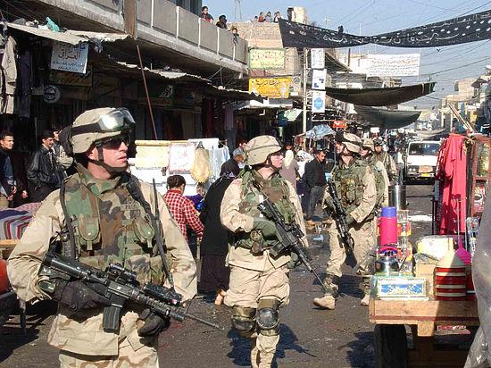 Ирак начинает военную операцию по освобождению Мосула