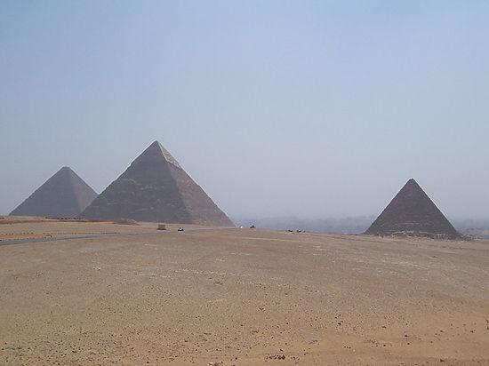 Археологи объявили, что нашли тайные комнаты в пирамиде Хеопса