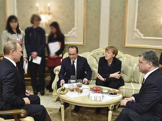 Если удастся достичь хоть какого-то прогресса по Украине, у Европы появится реальный повод заявить о смягчении санкций