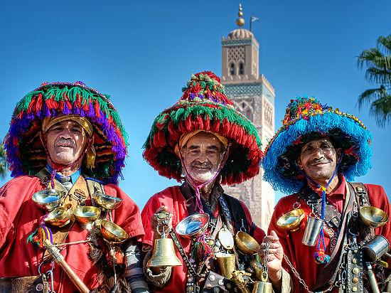 Марокко — страна которая поражает богатой, живой и многообразной культурой