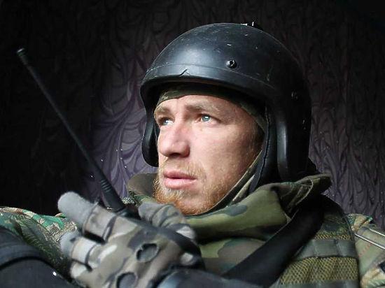 Взорванного в лифте Моторолу похоронят с воинскими почестями в ДНР
