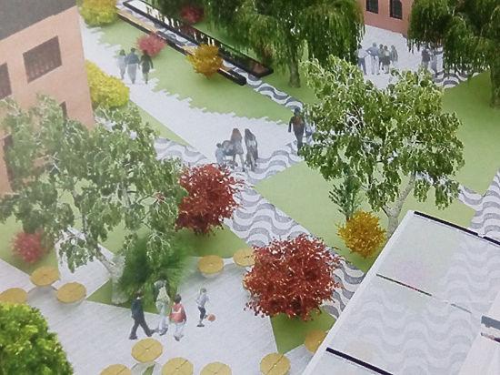 Старый троллейбусный парк планируют превратить в экоферму