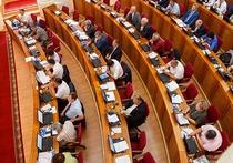 Депутаты Народного Хурала собирают подписи под обращением к главе Бурятии