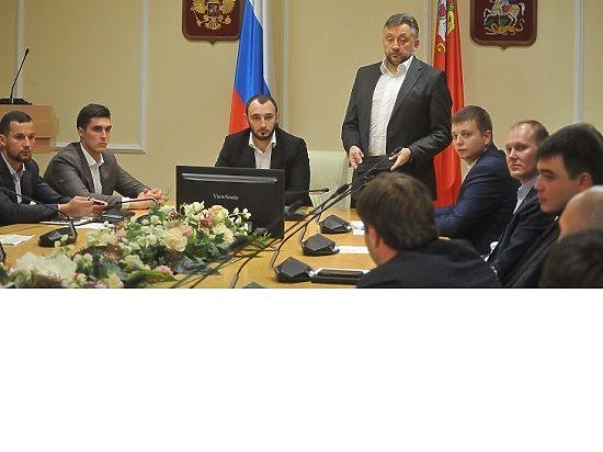 Молодые серпуховские депутаты поучаствовали в областном заседании