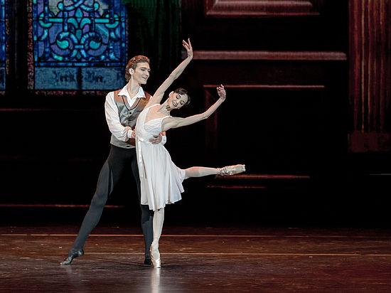 В седьмой раз Кремлевский дворец с восторгом встречал «Звезд балета XXI века»