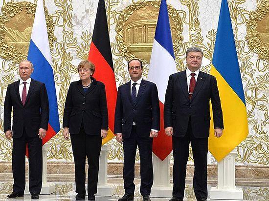«Меркель в Сибирь, Путину Берлин»: западная пресса оценила «нормандскую четверку»