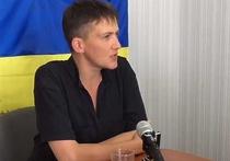 Народный депутат от Батькивщины Надежда Савченко устроила скандал на заседании комитета Верховной рады по нацбезопасности и обороне