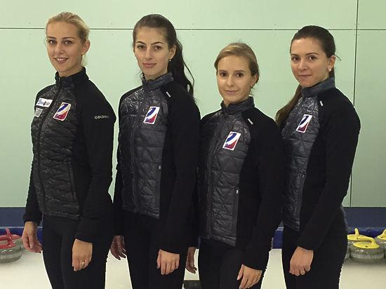 Керлинг: скип сборной Виктория Моисеева озвучила задачи на чемпионат Европы