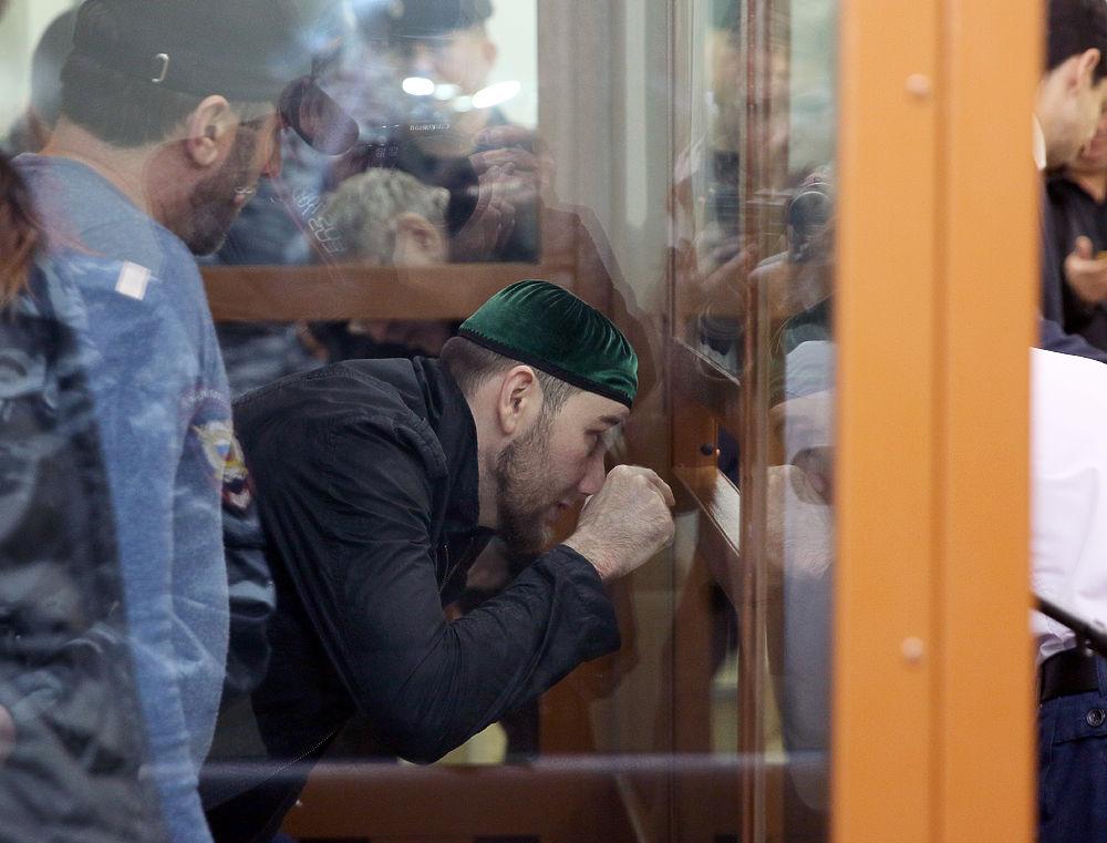 В суде заслушали показания Игоря Краснова по делу убийства Немцова
