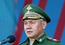 Министр обороны Сергей Шойгу рассказал о минусах российской военной техники, которые проявились в ходе операции в Сирии
