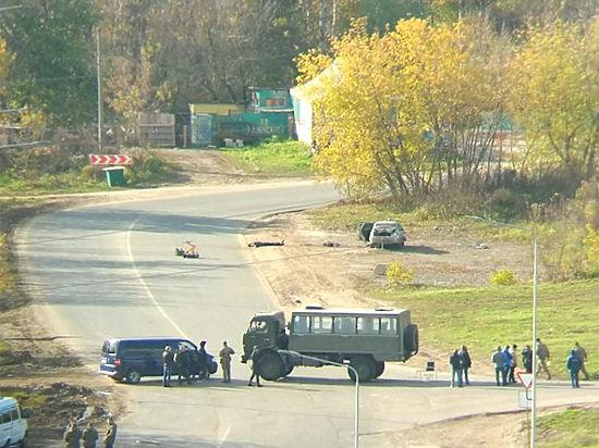 В Нижнем Новгороде ликвидированы двое подозреваемых в терроризме