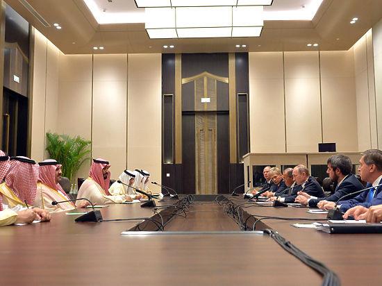 Россия и Саудовская Аравия: нефть, Сирия и обманчивое партнерство
