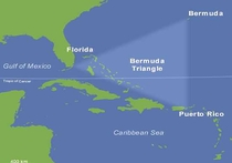 Группа исследователей под руководством Стива Миллера из Университета штата Колорадо предложила новое объяснение тому, что за минувшее столетие в Бермудском треугольнике исчезли около 75 самолетов и сотни кораблей