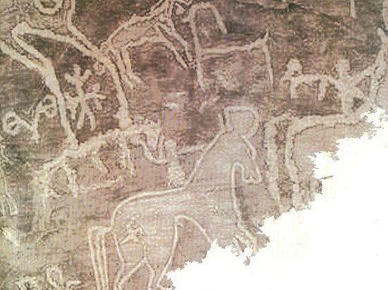 Год живописи: Владимир Капелько и спасение петроглифов