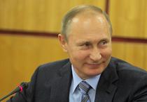 Путин в Крыму, говоря о строительстве больниц, пожелал всем здоровья