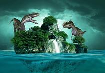 Вопреки устоявшемуся мнению, не все хищные динозавры были животными-одиночками