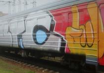 Пригородный поезд подвергся налету вандалов в подмосковном поселке Вербилки 26 октября