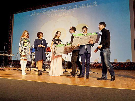 В Туле прошел благотворительный концерт в рамках акции
