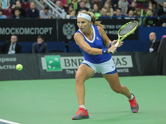 Теннис: Кузнецова идет за 9-й победой подряд