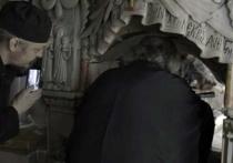 В Иерусалиме ученые вскрыли Гроб Господень - могилу, где, как считается был погребен после смерти на кресте Иисус Христос