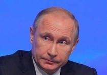 Агентство Bloomberg сообщило о недовольстве российского лидера