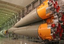 """Роскосмос не будет поставлять ракеты """"Союз"""" французской компании Arianespace до тех пор, пока не получит 300 миллионов евро, заблокированные местным судом по делу ЮКОСа"""